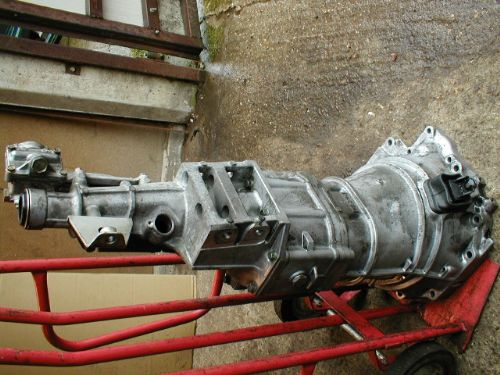Gearbox, 5-speed manual, Mazda MX-5 mk1 1.8, USED